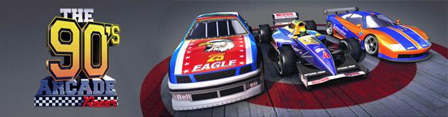 The 90's Arcade Racer: Update zum aktuellen Stand der Entwicklung