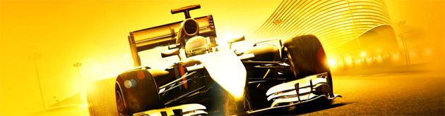 F1 2014 Test: Lauwarmer Aufguss