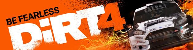 DiRT 4: Codemasters kündigt nächstes Rally-Rennspiel an