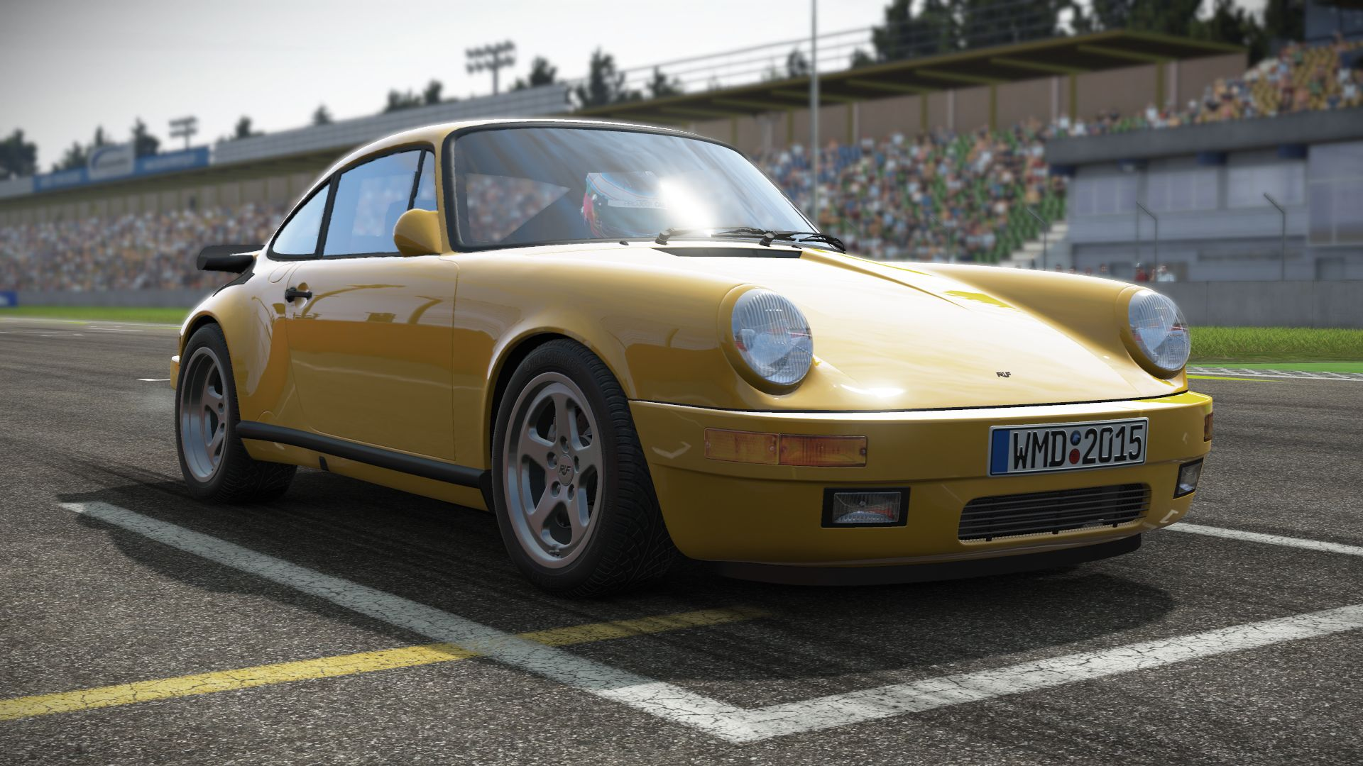 old project cars