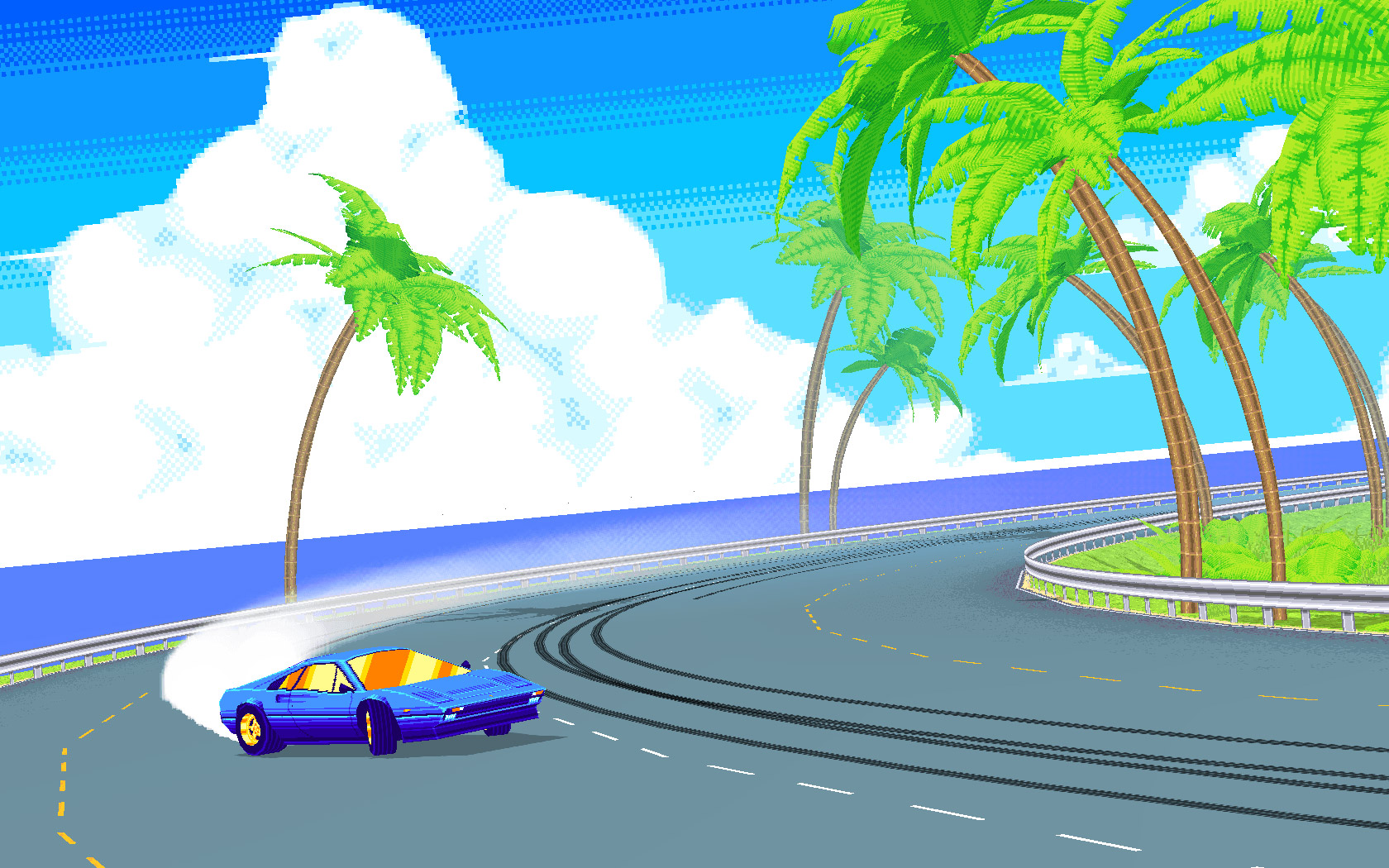 drift stage screenshots all about racing games. Black Bedroom Furniture Sets. Home Design Ideas