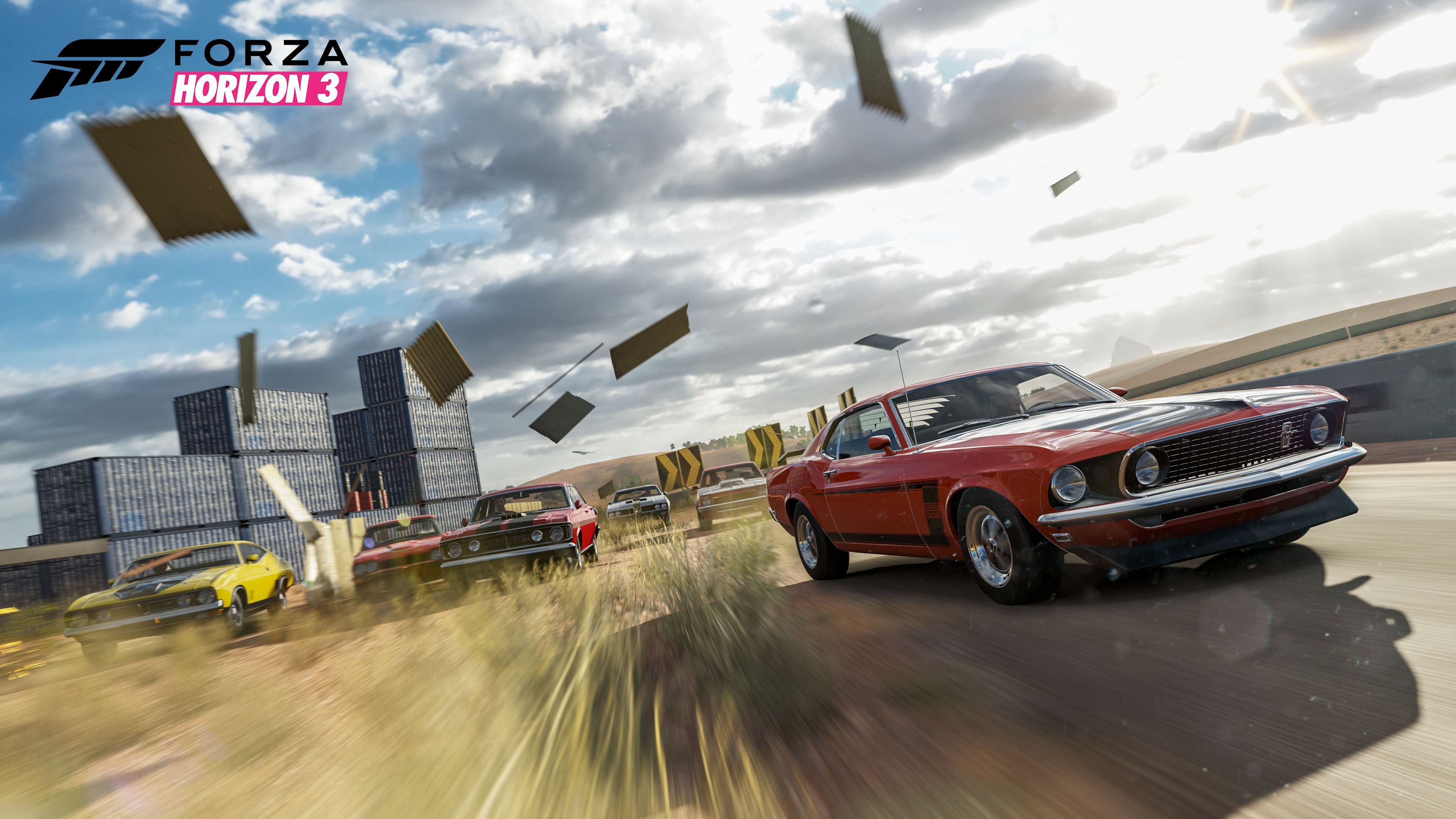 Forza Horizon игра авто без смс