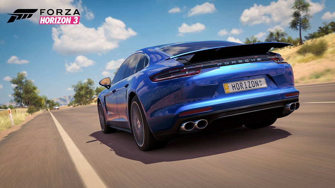 Porsche in Forza Horizon 3