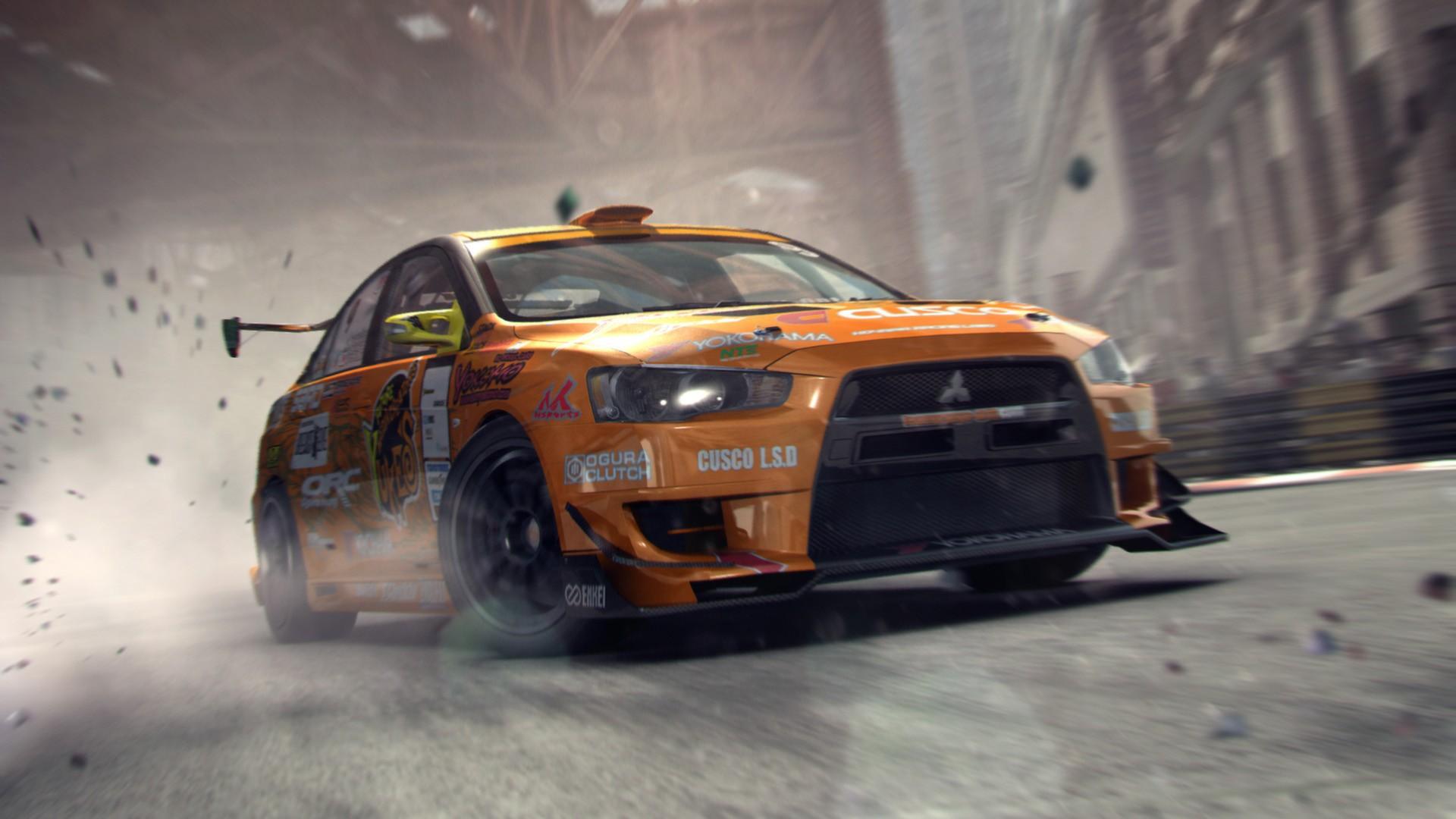 GRID 2 News: GRID 2: Der Drift Pack DLC Und Update Stehen Zum Download