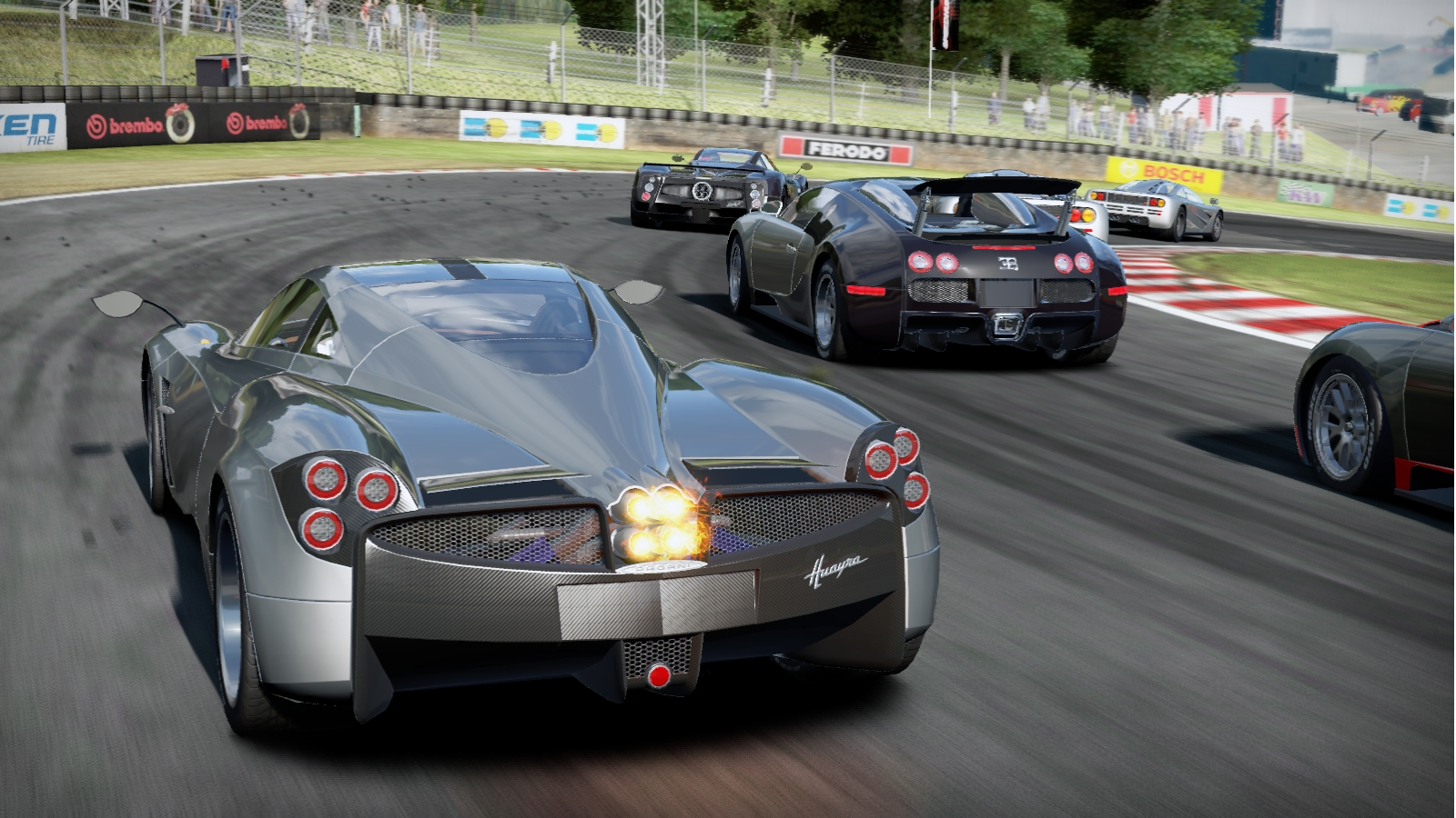 Need for Speed  SHIFT 2 Unleashed - ScreenshotsNfs Shift 2 Unleashed Screenshots
