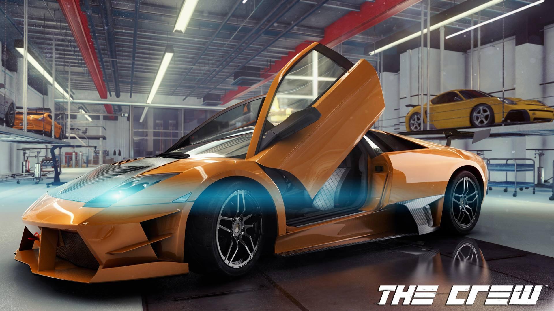 Lamborghini Cool Wallpapers >> The Crew   Screenshots   games.reveur.de - all about racing games