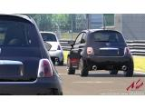 Fiat 500 Abarth SS @ Magione Racing Circuit