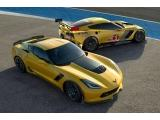 Corvette License C7 and C7.R