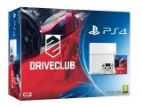 Glacier White PS4-Bundle