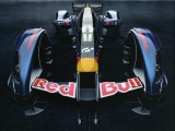 Red Bull X1 Prototype Front