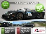 P4/5 Competizione - GT Predators Week